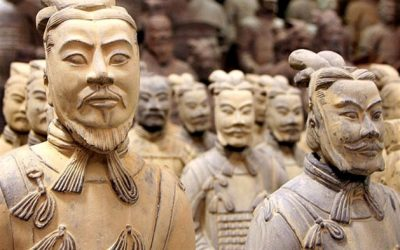 Visit To China's First Emperor & The Terracotta Warriors Exhibition
