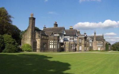 Visit To Smithills Hall, Bolton & Turton Tower, Turton