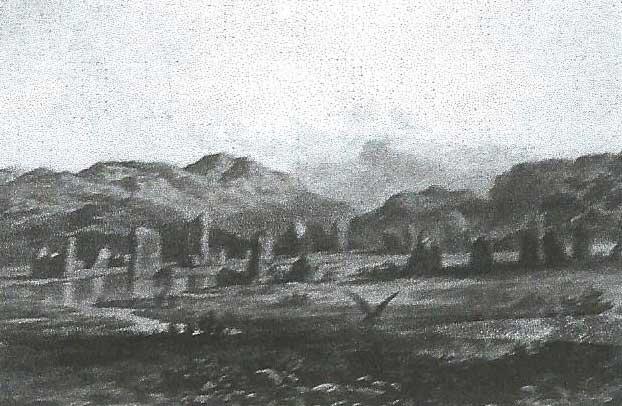 Castlerigg Stone Cricle, Keswick - unknown artist