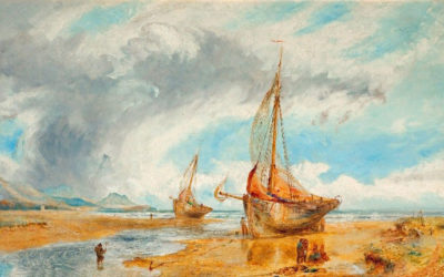 'Coast' Exhibition of Items From the Collection Monday 24 June – Friday 9 August 2019
