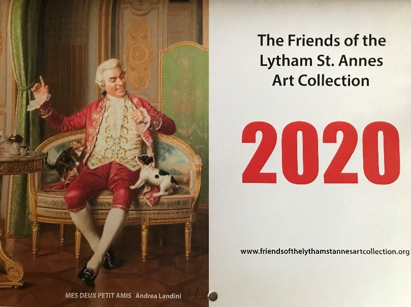 The Friends of the Lytham St Annes Art Collection 2020 Calendar
