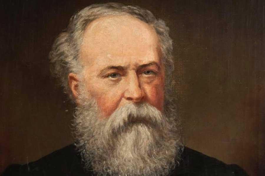 William John Porritt (1828-1896)