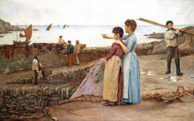 Featured Artist: Henry Meynell Rheam (1859-1920)