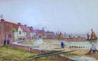Seaside Village & Boats
