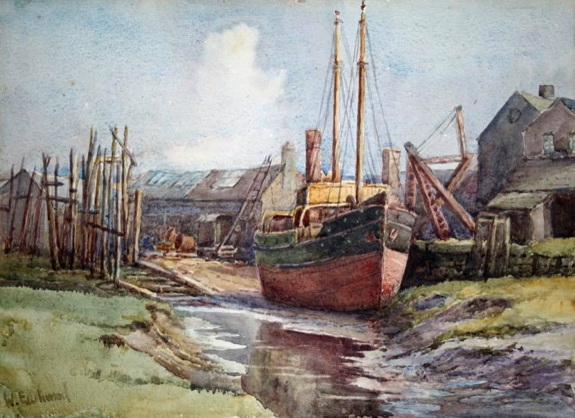 Featured Artist: Walter Eastwood (1867-1942)