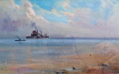 Featured Artist: Hugh Berry Scott (1853-1940)