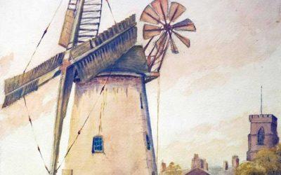 Featured Artist: Harold Partington (1852-1928)