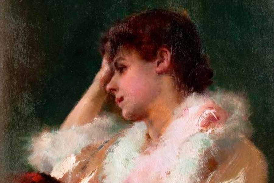Featured Artist: Hector Caffieri (1847-1932)