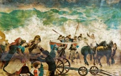 The Mexico Disaster of 1886. What Happened?