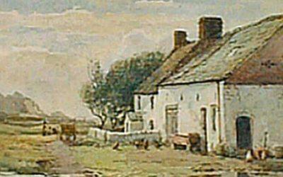 Who Remembers This Farm House? Gillett's Cross Slack Farm